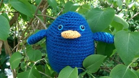 Blue Boop