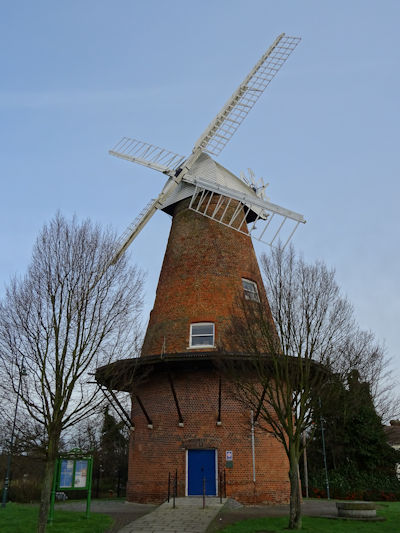 RayleighMill