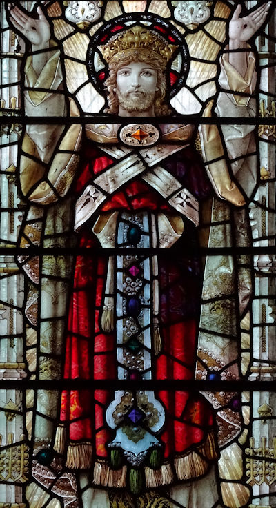 Stained Glass, Canewdon