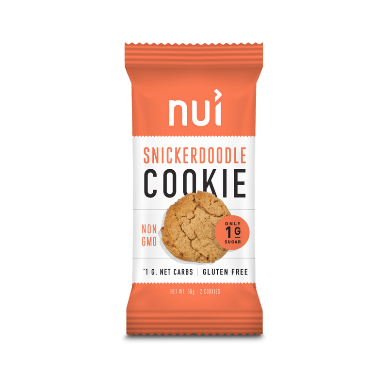 Nui Snickerdoodle Cookie