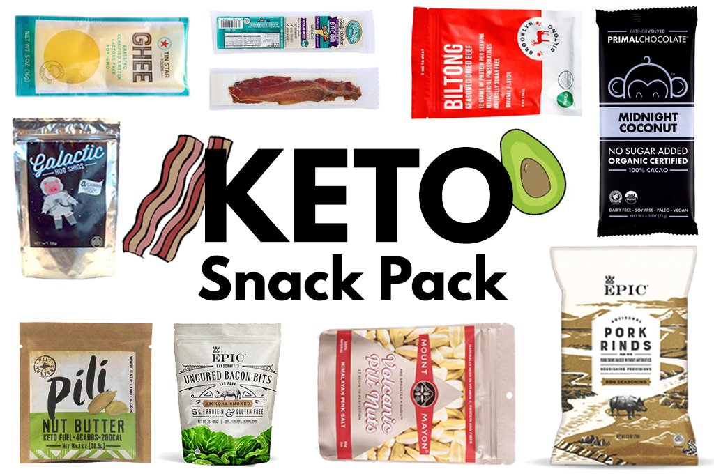 low carb keto snacks