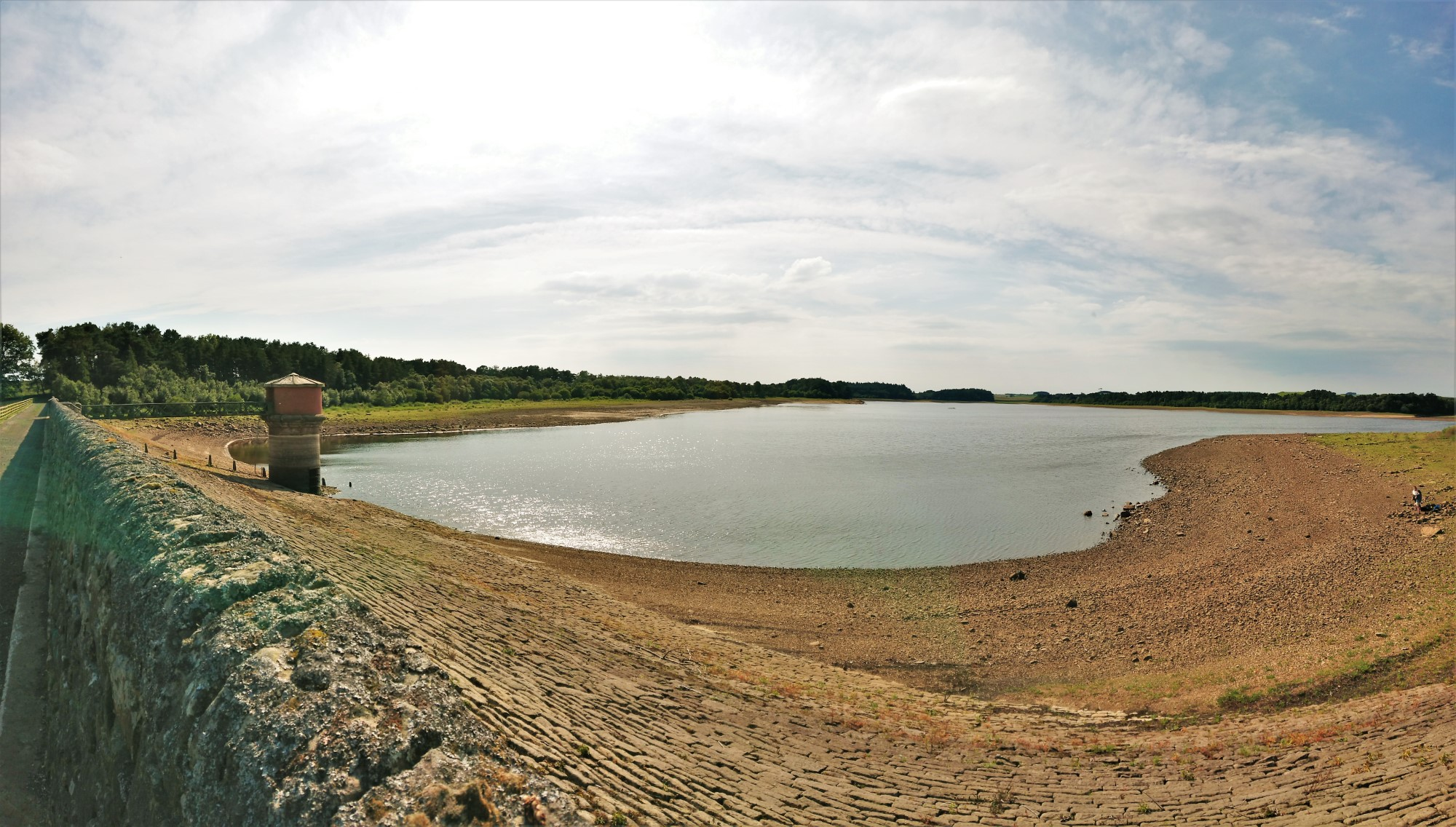 Hallington and Colt Crag Reservoirs