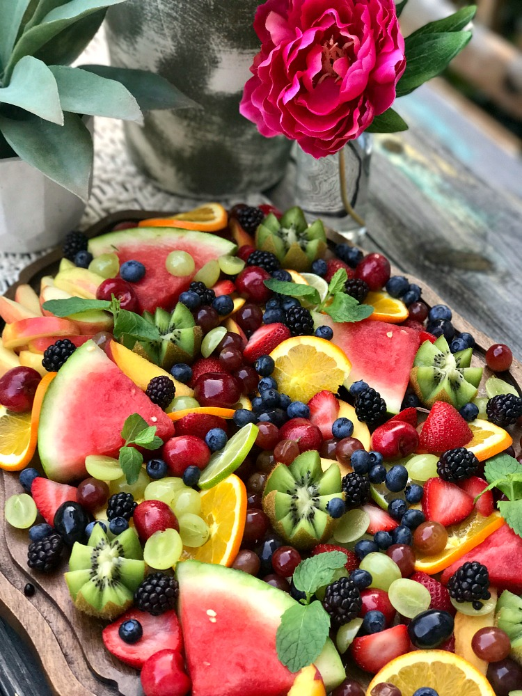 Fresh Fruit Salad from Uncommon Designs