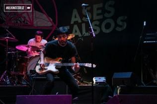 Ases Falsos - concierto disco Conduccion - Teatro Cariola - 21.05.2016 - © WalkingStgo - 21