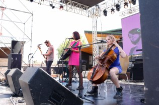 Carolina Nissen en vivo en Ruidosa Fest SCL en Matucana 100 - 11.03.2017 - WalkingStgo - 6