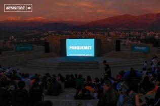 Cine bajo las Estrellas - Parque Metropolitano - 05.03.2017 - WalkingStgo - 6