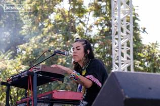 Dania Neko en vivo en Ruidosa Fest SCL en Matucana 100 - 11.03.2017 - WalkingStgo - 18