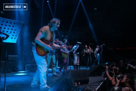 Emir Kusturica And The No Smoking Orchestra en vivo en el Teatro Caupolicán de Santiago de Chile - 16.11.2017 - WalkiingStgo - 2