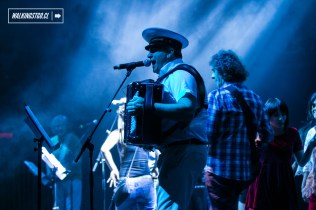 Emir Kusturica And The No Smoking Orchestra en vivo en el Teatro Caupolicán de Santiago de Chile - 16.11.2017 - WalkiingStgo - 21