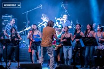 Emir Kusturica And The No Smoking Orchestra en vivo en el Teatro Caupolicán de Santiago de Chile - 16.11.2017 - WalkiingStgo - 26