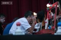 Espectadores - Andrés Pérez de Memoria - Santiago a Mil 2018 - Plaza de la Constitución - 04.01.2018 - WalkiingStgo - 2