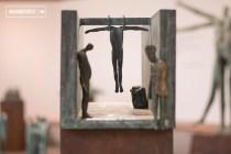 Exposición - Mario Irarrazaval - Bronces Inquietos - Sala Parque de Las Esculturas - 22.09.2017 - WalkiingStgo - 6