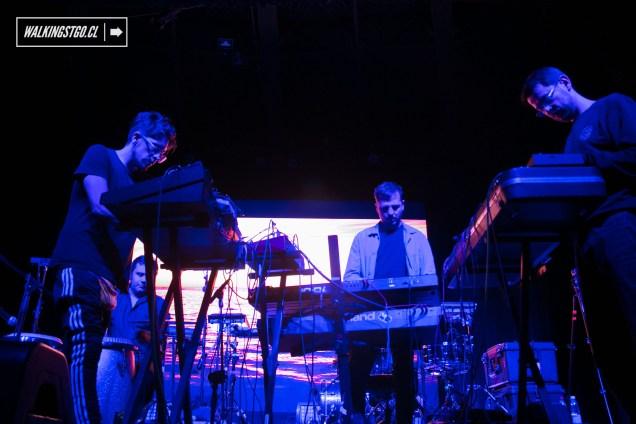 Fotos - Estancia La Mar - Club Fauna - 3 de noviembre en Teatro La Cúpula - WalkiingStgo - 7