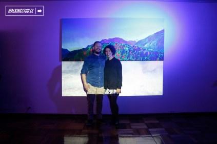 Inauguración Exposición BALANCE en Galería CIMA - 20 de abril 2017 - WalkingStgo - 20