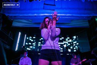 MKRNI - Club Fauna - en vivo en ex Búnker, jueves 25 de enero 2018 - WalkiingStgo - 7