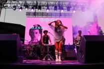 Mariel Mariel en vivo en Ruidosa Fest SCL en Matucana 100 - 11.03.2017 - WalkingStgo - 12