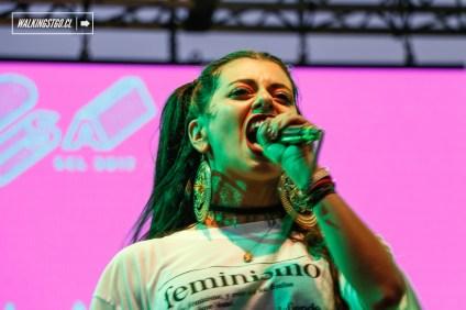 Mariel Mariel en vivo en Ruidosa Fest SCL en Matucana 100 - 11.03.2017 - WalkingStgo - 34
