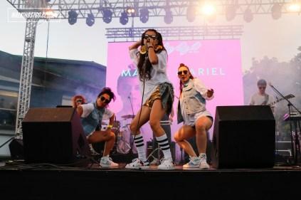 Mariel Mariel en vivo en Ruidosa Fest SCL en Matucana 100 - 11.03.2017 - WalkingStgo - 4