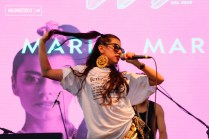 Mariel Mariel en vivo en Ruidosa Fest SCL en Matucana 100 - 11.03.2017 - WalkingStgo - 6