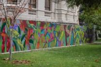 Mural de Cekis y Grin - Museo Nacional de Bellas Artes - 16.05.2017 - WalkingStgo - 19