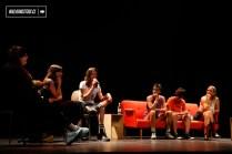 """PANEL 1 """"DESDE LA MÚSICA"""" en Ruidosa Fest SCL en el Centro Cultural Matucana 100 - 11.03.2017 - WalkingStgo - 5"""