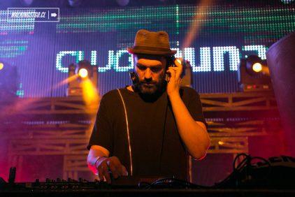 Phonique - Club Fauna - en vivo en ex Búnker, jueves 25 de enero 2018 - WalkiingStgo - 1