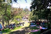 Piknic Elektronic - 8 de enero - Jardin Mapulemu - Cerro San Cristóbal - WalkingStgo - 11