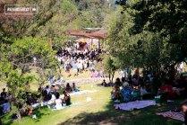 Piknic Elektronic - 8 de enero - Jardin Mapulemu - Cerro San Cristóbal - WalkingStgo - 12