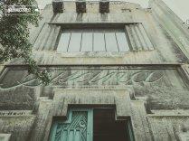 Piscina de la Universidad de Chile - Luciano Kulczewski - Monumento Nacional - © WalkingStgo - 4