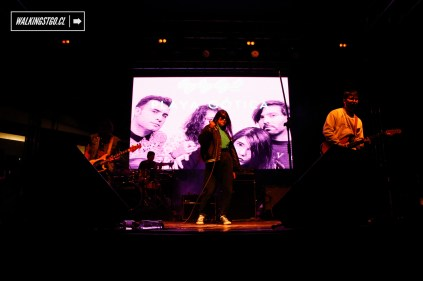 Playa Gótica en vivo en Ruidosa Fest SCL en Matucana 100 - 11.03.2017 - WalkingStgo - 2