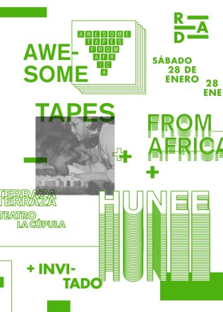 RAD - ATFA - RAD - 28 - enero - Teatro La Cúpula