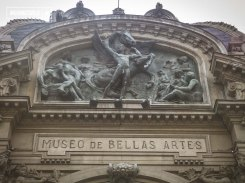 Museo Nacional de Bellas Artes de Santiago de Chile © WalkingStgo