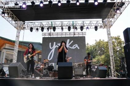 Yorka en vivo en Ruidosa Fest SCL en Matucana 100 - 11.03.2017 - WalkingStgo - 2
