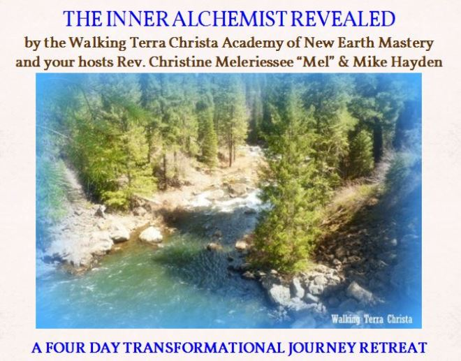 Transformational Journey Retreat -Inner Alchemist