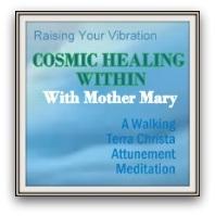 CD Cosmic Healing Within