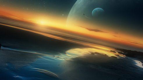 planet sea