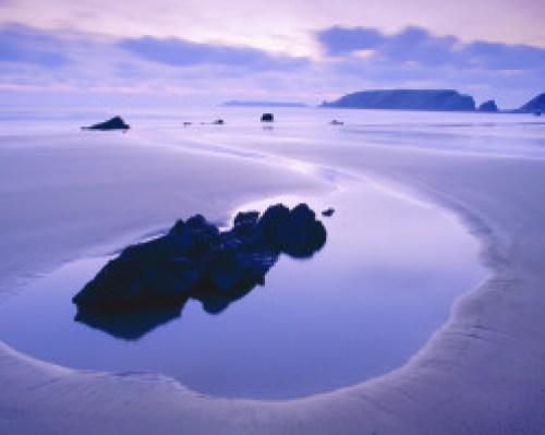 water serene