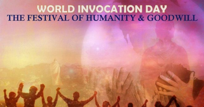 Festival of Humanity Goodwill World Invocation with Walking Terra Christa