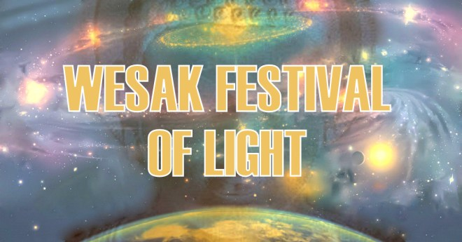 Wesak Festival with Walking Terra Christa
