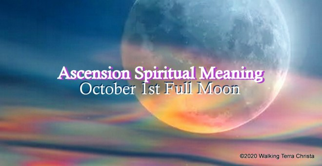 October 1 Spiritual Meaning Festival of Lights by Walking Terra Christa
