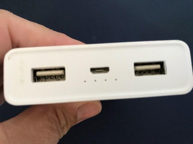 2 USB Ports