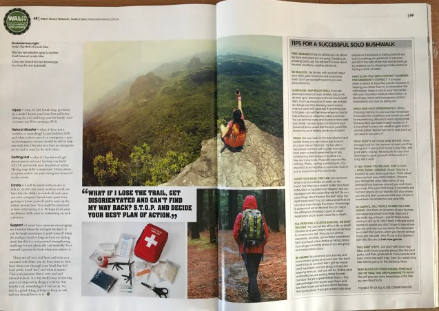 alone time great walks mag2