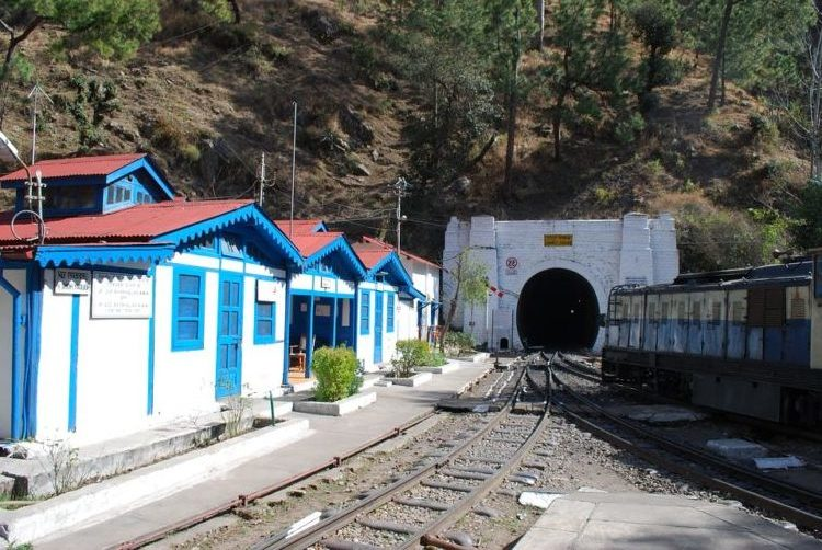 tunnel 33 most haunted place in shimla