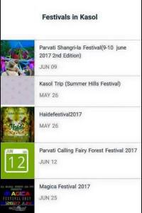 dates of rave parties in kasol