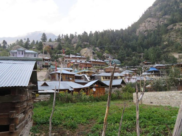 rackcham village in himachal pradesh