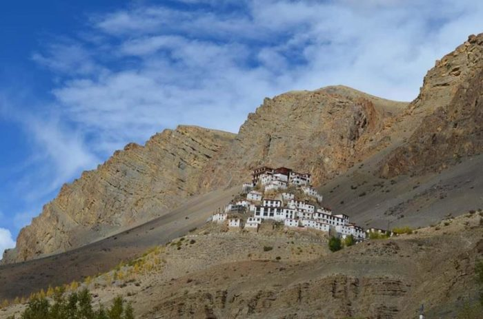 key monastry spiti valley
