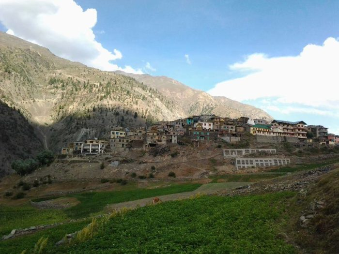 trilokinath temple lahaul spiti district