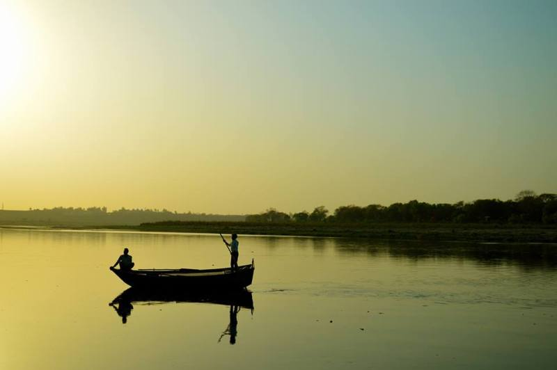 yamuna river in sirmour