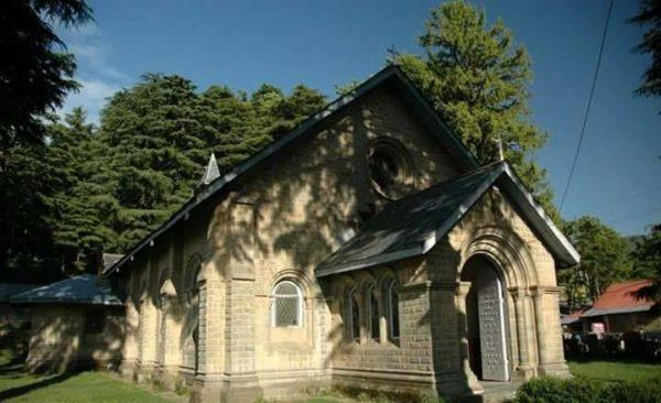 church chamba