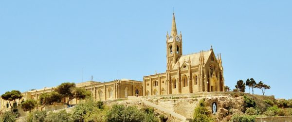 historical monument gozo